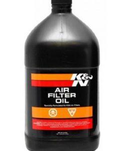 Filterolie & Cleaner