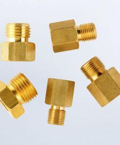 Rechte Adapters VDO